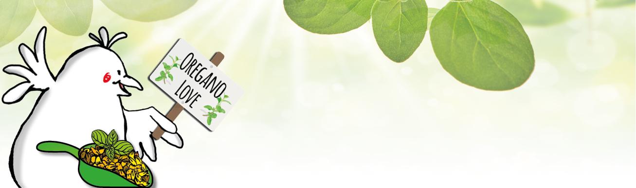 Natürliche Futtermittel auf Oregano-Basis stabilisieren nachweislich die Verdauung und stärken das Immunsystem