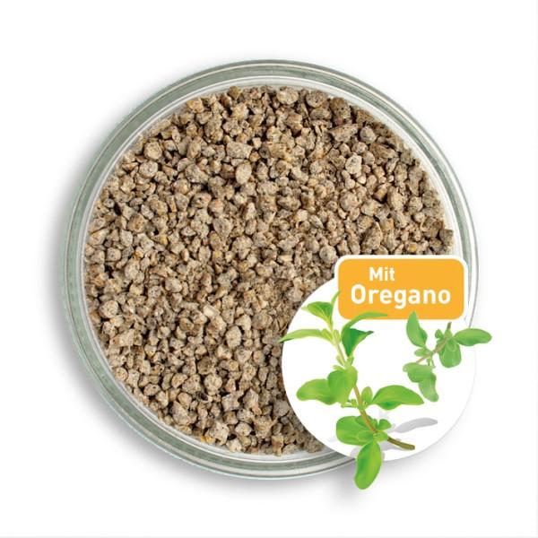 20 kg Bio-Aufzuchtfutter / Bio-Mastfutter mit Oregano-Öl