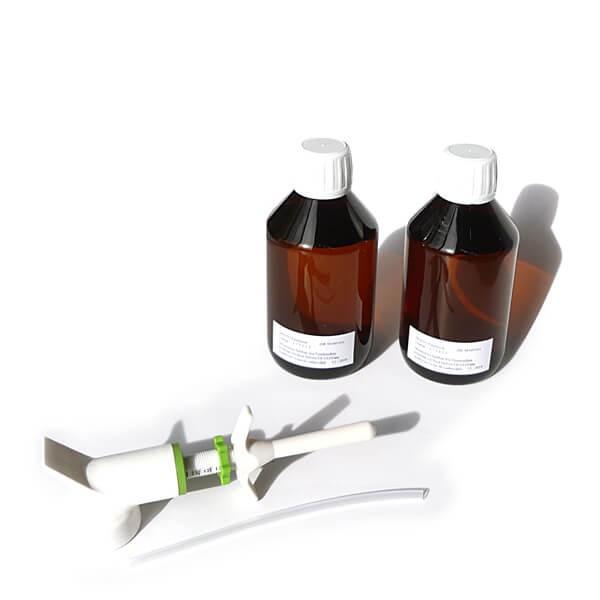 Dosto Emulsion für Ferkel, Lämmer + Zicklein – Ergänzungsfuttermittel mit Oregano-Öl