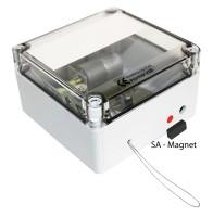 Elektronischer Pförtner mit manuellem Magnetschalter - Modell 3 und 4