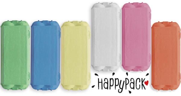 HappyPack 10er Eierschachtel neutral 1 Stück