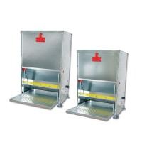 Futterautomat mit Trittklappe für 12 / 20 kg Futter