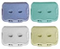 584 Stück 6er Eierverpackungen ohne Aufdruck im Vorteilspaket grün