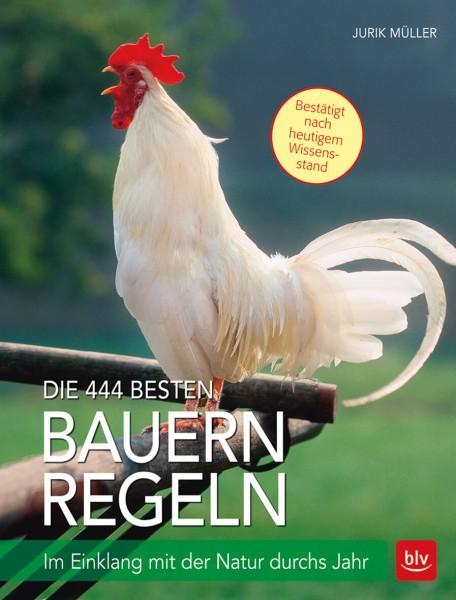 """Buch """"Die 444 besten Bauernregeln"""" – Im Einklang mit der Natur durchs Jahr"""