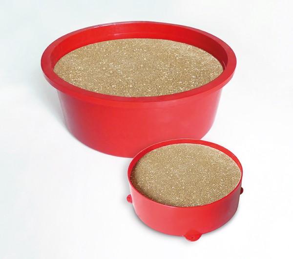 Biotaugliche Leckmasse für Schafe, Ziegen, Pferde, Rinder etc. 2 kg oder 10 kg