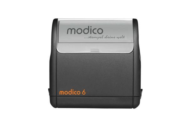 Bürostempel Modell 6 (63 x 33 mm) – stempelt alle Arten von Dokumenten gestochen scharf