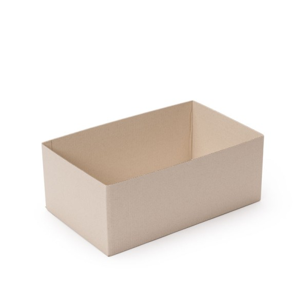 60 Stück Graspapier Umkartons offen für 30 x 6 oder 18 x 10 Eier