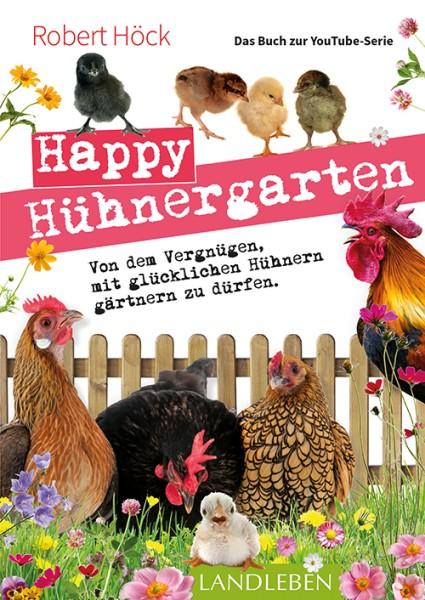 Buch Happy Hühnergarten eierschachteln.de