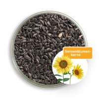6 kg Bio Sonnenblumenkerne – wertvoller Hühnersnack & Wintervogelfutter