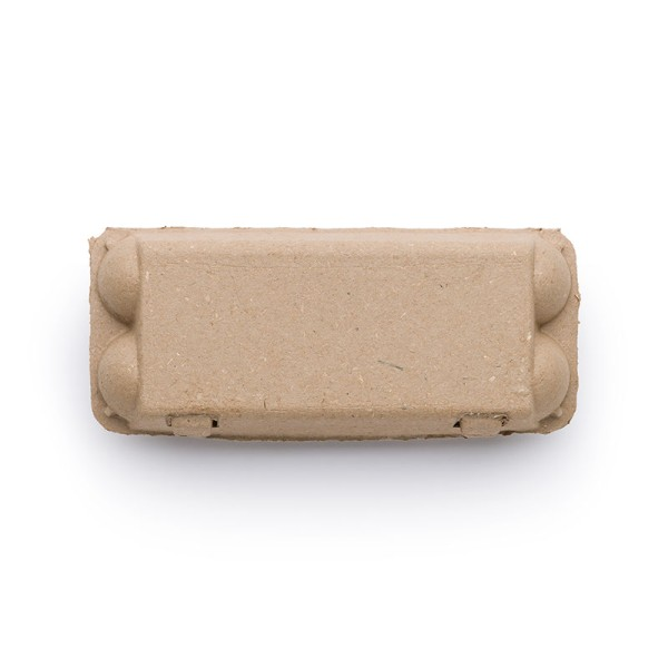 1 Stück GreenPack 10er Eierschachteln – die Holzalternative