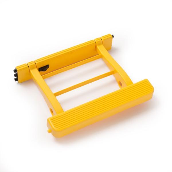 Chickbox – Ersatz-Regler für Anflugstange in braun & gelb