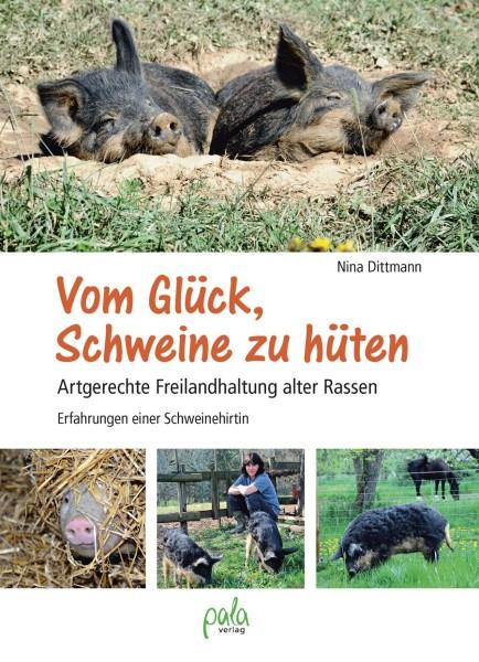 """Buch """"Vom Glück, Schweine zu hüten"""""""