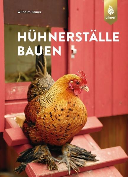 """Buch """"Hühnerställe bauen"""" – zehn Stall-Beispiele mit Skizzen und Fotos"""