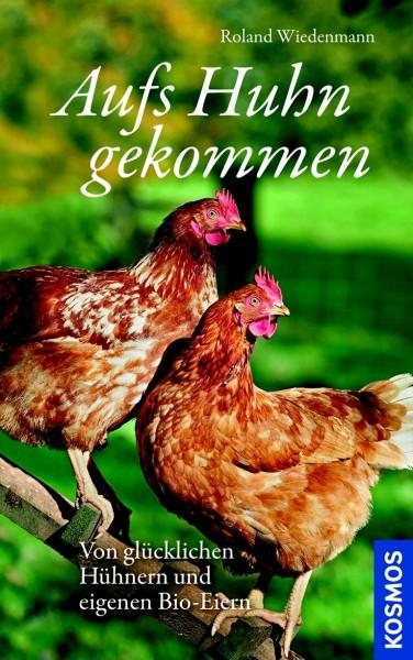 Buch  von glücklichen Hühnern und Bio-Eiern