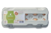 510 Stück 10er Eierschachteln Fehldruck portofrei