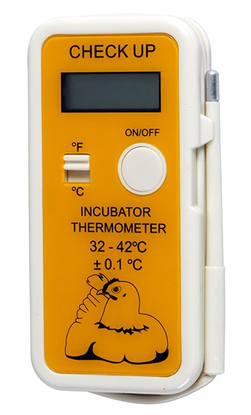Digitales Brutthermometer Check Up