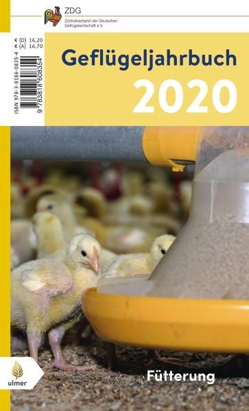 """Buch """"Geflügeljahrbuch 2020"""" – Schwerpunkt: Fütterung"""