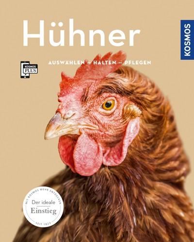"""Buch """"Hühner: auswählen, halten, pflegen"""""""