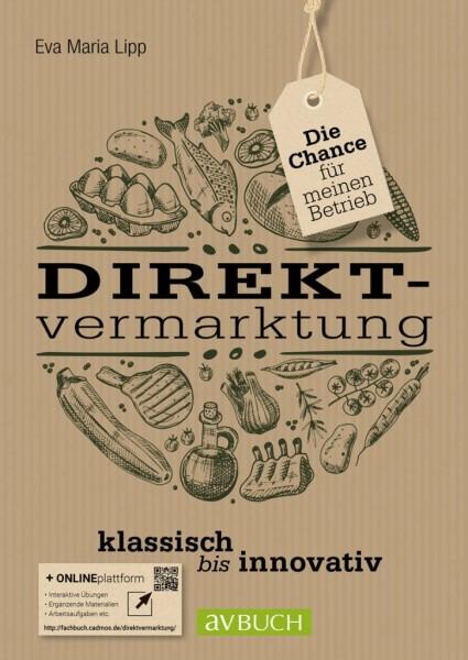 """Buch """"Direktvermarktung"""" – Neue Absatzwege für Erzeugnisse"""
