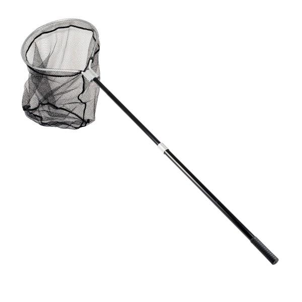 Kescher / Fangnetz 50 cm für Geflügel – mit Teleskopstiel