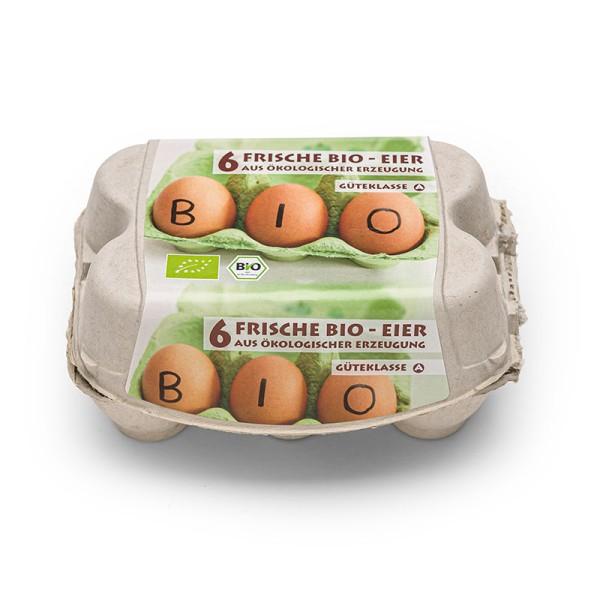 6er ComPac mit Bio-Etikett in Weiß ab 1 Stück