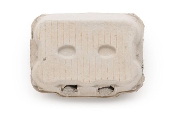 584 Stück 6er Eierverpackungen TopCom ohne Aufdruck im Vorteilspaket