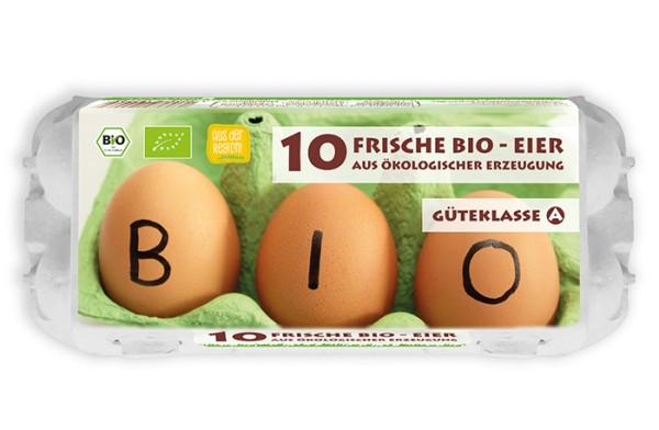 HappyPack 10er Eierschachtel Bio-Haltung Vorteilspaket mit 300 Stück
