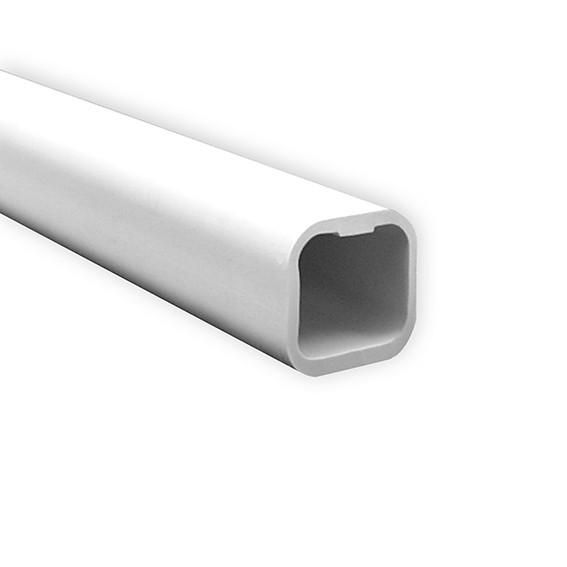PVC Vierkantrohr 22 x 22 mm – Nippeltränkenlinien einfach selbst bauen