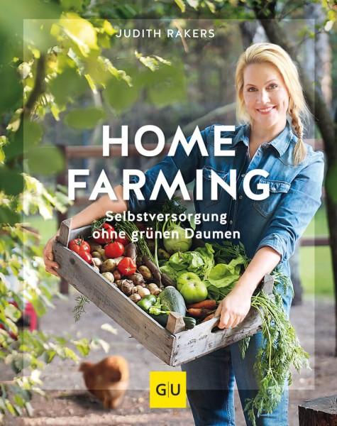 """Buch """"Homefarming"""" – Selbstversorgung ohne grünen Daumen"""