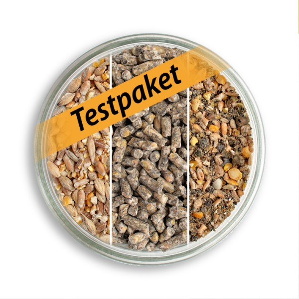Biofutter-Testpaket