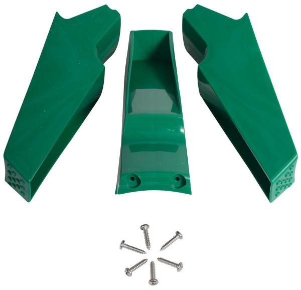 Füße für 18 l Tränkeimer, grün