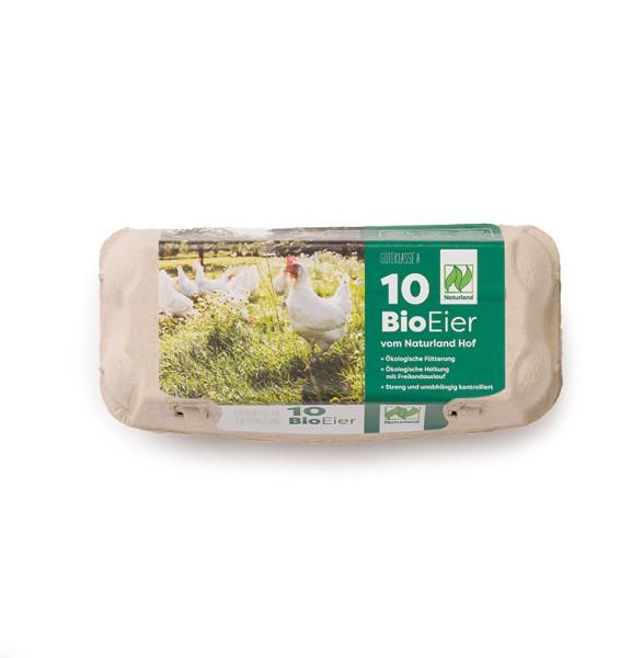 HappyPack 10er Eierschachtel Naturland Vorteilspaket mit 360 Stück
