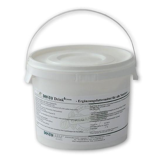 Oregano-Öl Dosto Drink4Green (mit Bio-Zulassung) 2 kg Eimer