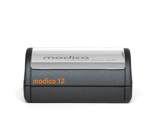 Bürostempel Modell 12 (80 x 62 mm) – Dokumente großflächig stempeln, bis 600 dpi Auflösung