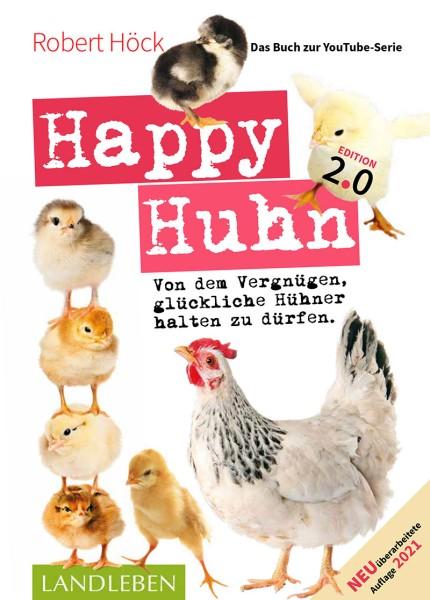 """Buch """"Happy Huhn. Edition 2.0"""" – überarbeitet & ergänzt"""