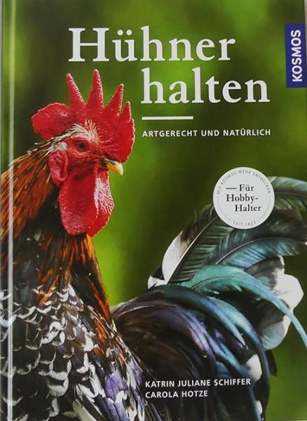 """Buch """"Hühner halten: artgerecht und natürlich"""""""