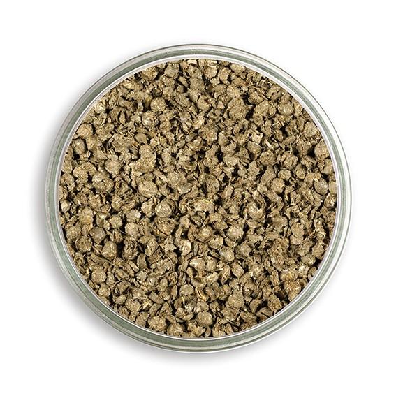 20 kg Bio Strohgranulat Einstreu für Hühner und andere Tiere