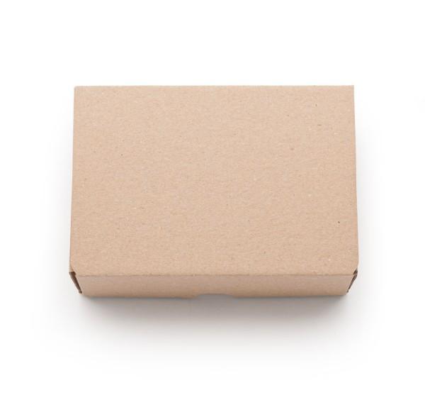1 Stück EckPack 6er Eierschachtel, neutral – platzsparend günstig