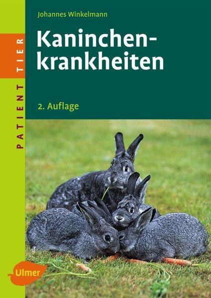 """Buch """"Kaninchenkrankheiten"""""""