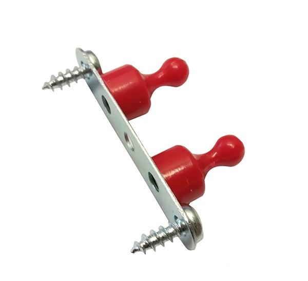 Ersatzteilset Magnetschließer für VSD, VSE und VSB inkl. Wandhalterung