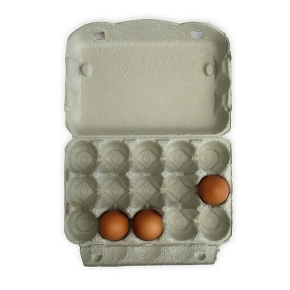 15er Swing-Pac – 186 Stück im Vorteilspaket - die hochwertige Maxi-Eierschachtel