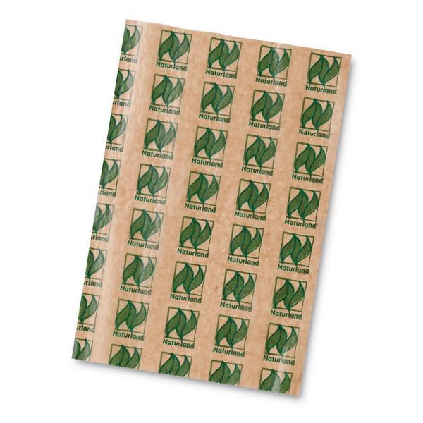 """Formatpapier für Käse und Wurst """"Naturland""""– in verschiedenen Größen 12,5 kg"""