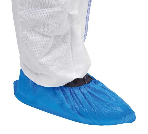 Einmalüberzieher für Schuhe – niedrige Ausführung 100 Stück