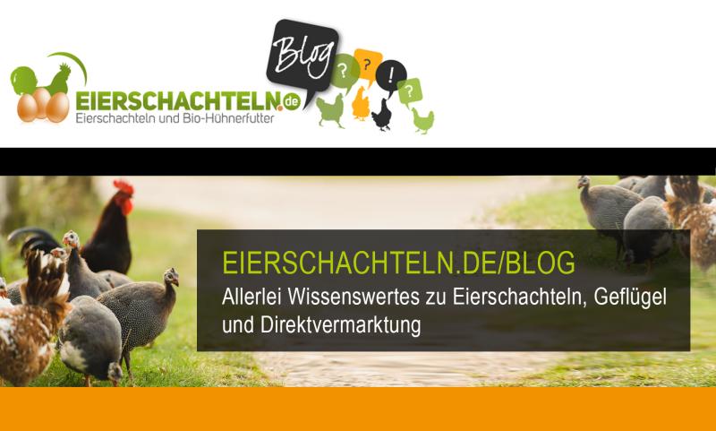 zu unserem Blog von Eierschachteln.de