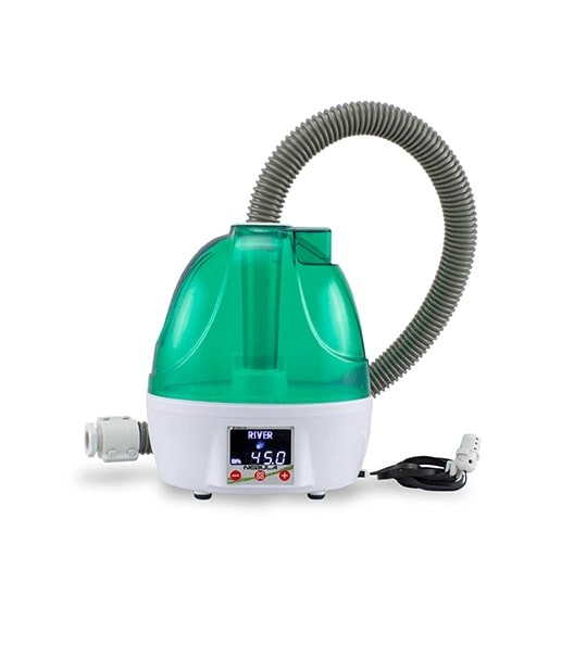 Automatische Luftfeuchteregelung für Brutmaschinen