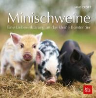 """Buch """"Minischweine"""" – Eine Liebeserklärung an das kleine Borstentier"""