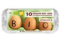 HappyPack 10er Eierschachtel BIO-Haltung Vorteilspaket mit 360 Stück grau