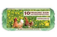 HappyPack 10er Eierschachtel Freilandhaltung Vorteilspaket mit 300 Stück