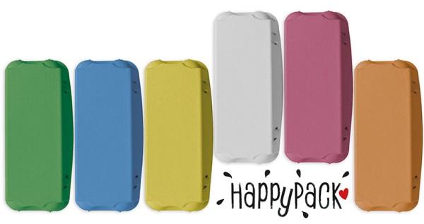 HappyPack 10er Eierschachtel neutral Vorteilspaket mit 360 Stück