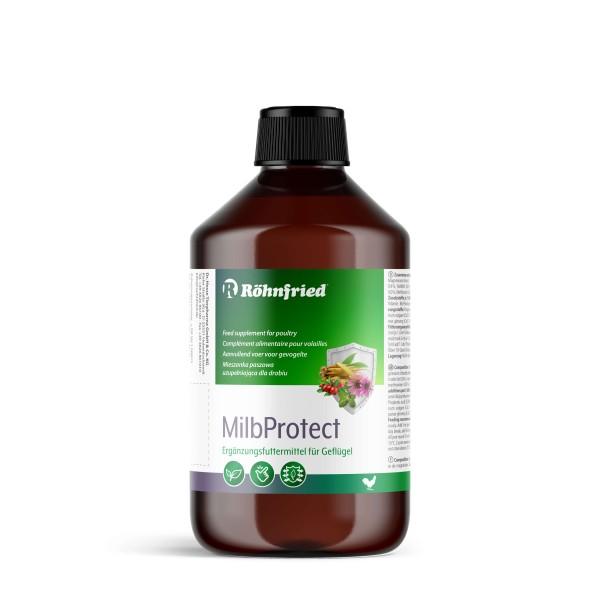 MilbProtect – wasserlösliches Stärkungsmittel für Geflügel 500 ml